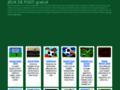 Jeux de foot - jeu2foot.com
