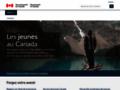 curriculum vitae sur www.jeunesse.gc.ca