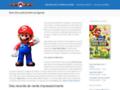 Voir la fiche détaillée : Jeux Mario