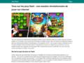Annuaire jeux gratuits - jeuxflash.tv