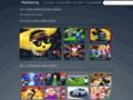 Détails : Flash Gaming : votre plateforme de jeux gratuits