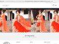 Hypnotizing Cream and Pink Net Designer Lehenga Choli