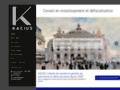 Détails : Conseil en Gestion de Patrimoine à Paris