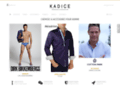 Kadice.fr : spécialiste de la chemise homme