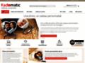 site https://www.kadomatic.fr