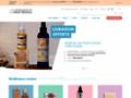 Marque de produits cosmétiques bio à l'huile d'arg