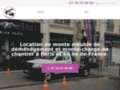 Location de monte-meuble de déménagement et monte-charge de chantier à Paris et en île de France