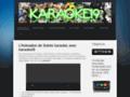 Détails : Karaoké