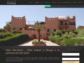 hotel marrakech sur www.kasbahlemirage.com