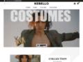 costume degriffe sur www.kebello.com