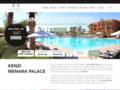 Hotel  Kenzi Menara Palace Marrakech