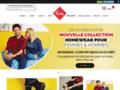 Détails : Chaussettes homme, femme, enfant et bébé - 100% Made in France - TSO - Kindy