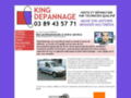 King dépannage - Images, sons, antennes,electroménager à Mulhouse (68)