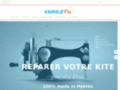 Kitesurfix : Réparation de kite, boudin et latte de kitesurf