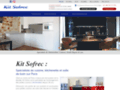 Kit Sofrec, aménagement cuisine, Paris