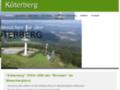32676 Lügde-Köterberg: Treff am Aussichtsturm auf dem Köterberg