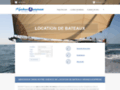 Site Détails : Kraken Express - location de bateaux partout dans le monde