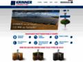 Détails : Krinner - La vis de fondation