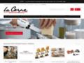 Détails : Boutique d'ustensiles de cuisine