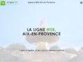 Creation site internet Aix