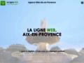 La ligne Web agence internet Marseille
