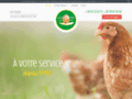 Détails : La Plume Blanche - Producteur d'œufs BIO dans les Alpes-Maritimes