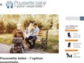 Détails : Un site qui explique les constituants de la poussette bébé