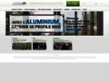 Véranda aluminium: un nouveau souffle pour la maison