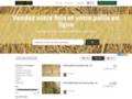 Détails : Achat et vente de paille et de foin