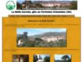 site http://www.labelleauriole.fr