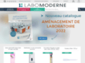 Vignette du site LABO-MODERNE mat�riels et instruments scientifique