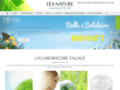 Laboratoire L�a Nature Dermo Cosm�tique