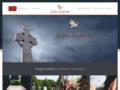 site https://www.labroche-funeraire.fr/pompes-funebres/