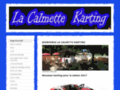 Détails : Week-end  pilotage Karting dans le gard à La calmette. Week-end sportif