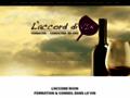 Formation en sommellerie/création de carte des vins