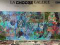 La CHOOSE Galerie : Galerie street art à Paris