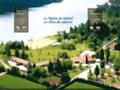 Hotel Logis de France et Camping Reflet du Lac à Miélan