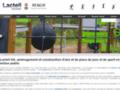 Détails : Lactell SA: construction et aménagement de place de jeux