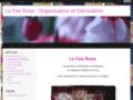 La Fée Rose -  - Ain (oyonnax)