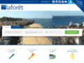 site http://www.laforet-immobilier-arcachon.fr/