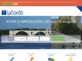 site http://www.laforet-immobilier-avignon.com