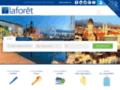 site http://www.laforet-immobilier-st-raphael.com/