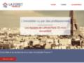IMMOBILIER PARIS 75 : Achat paris 20e - Annonces  laforet immobilier