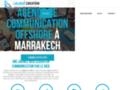 Détails : agence communication Marrakech