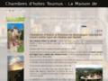 Détails : Chambres d'hôtes de caractère à Tournus