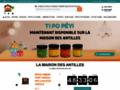 """Détails : La Maison des Antilles """"Site de vente en ligne de produits antillais"""""""