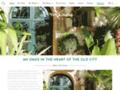 Détails : Maison d'hôtes Tanger, hôtel à tanger avec piscine et jardin