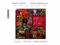 Artiste peintre contemporain : Galerie en ligne de Sophie Costa