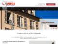 Détails : LAMBDA MONTE MEUBLE à Marseille