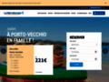 ferry corse sur www.lameridionale.fr
